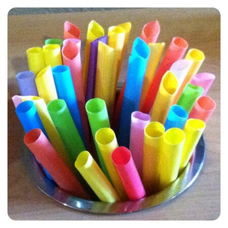 Fat Bubble Tea Straws pack of 100
