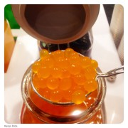 Mango Boba, Juice Ball, Bursting Boba, Popping Pearl, Pop Ball