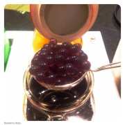 Blueberry Boba, Juice Ball, Bursting Boba, Popping Pearl, Pop Ball