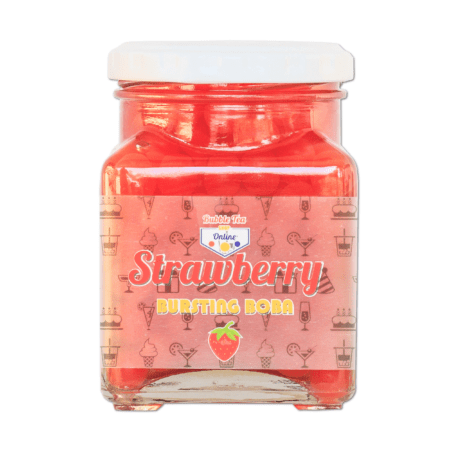 Strawberry Bursting Boba