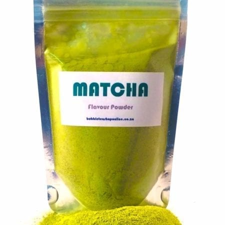 Matcha (Green Tea) Flavoured Powder