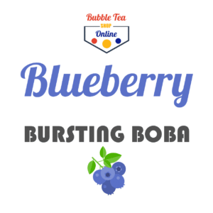 Blueberry Bubble Tea