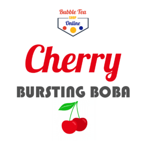Cherry Bubble Tea
