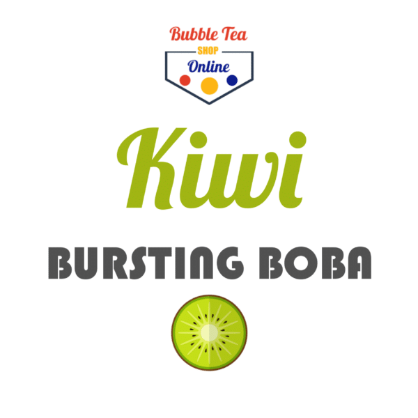 Kiwi Bubble Tea