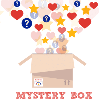 Bubble Tea Mystery Box