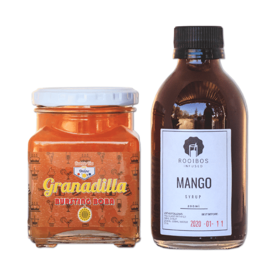 Passionate Mango Bubble Tea Kit