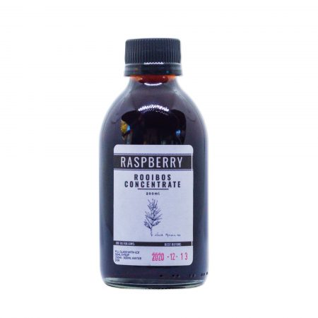 Raspberry Rooibos Iced Tea Concentrate