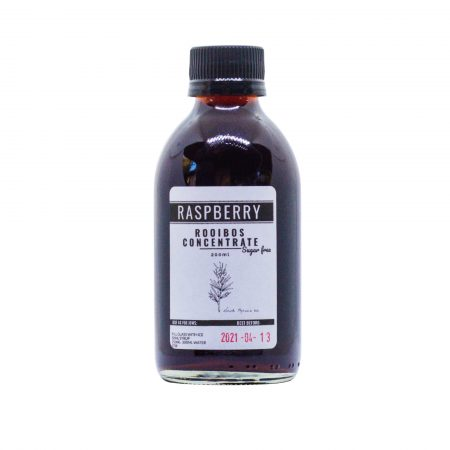 Raspberry Rooibos SUGAR FREE Iced Tea Concentrate