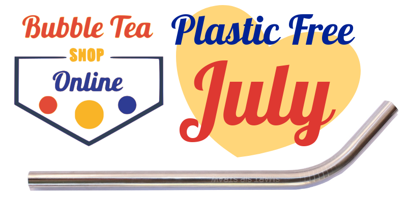 In support of Plastic Free July no plastic products will be sold on this sight this entire month and all Stainless Steel Straws are 10% OFF