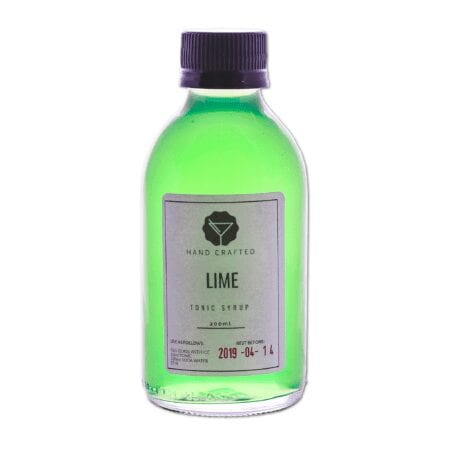 Lime Tonic Water