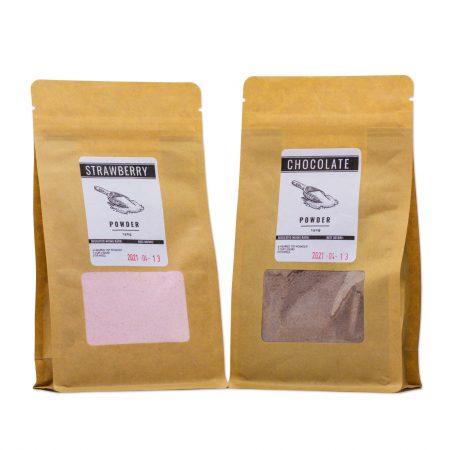Strawberry and Chocolate Powder: ChocoBerry