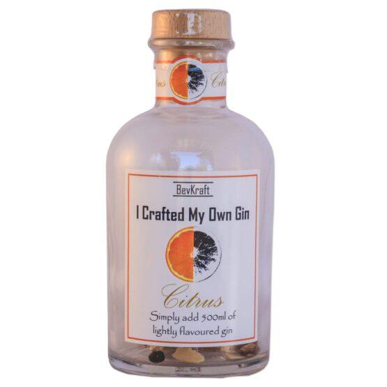 Citrus DIY Gin