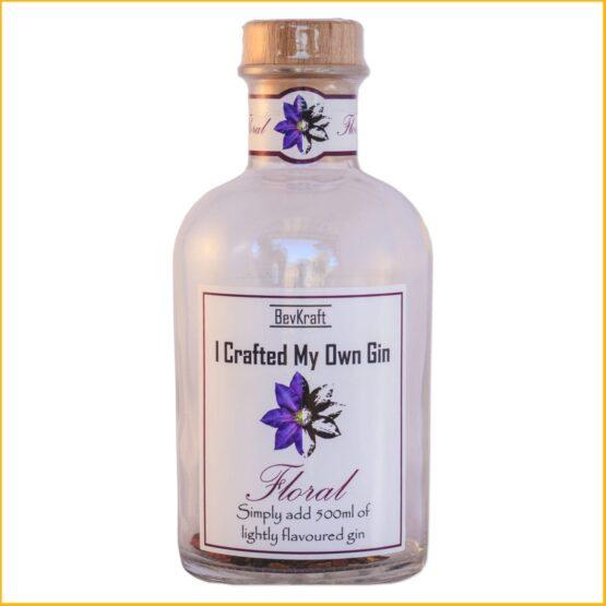 DIY Gin infusion