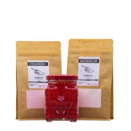 Pink Milky Bubble Tea