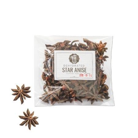 Star Anise Garnish