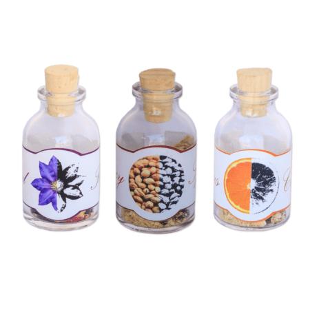 Full Collection of 20ml Refill Bottle for Homemade Gin Kit