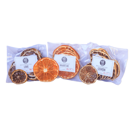 Citrus Wheel Garnish Bundle
