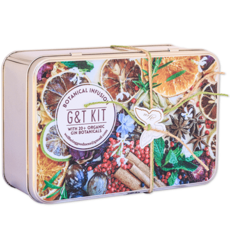 Botanical Infusion G&T Gift Box