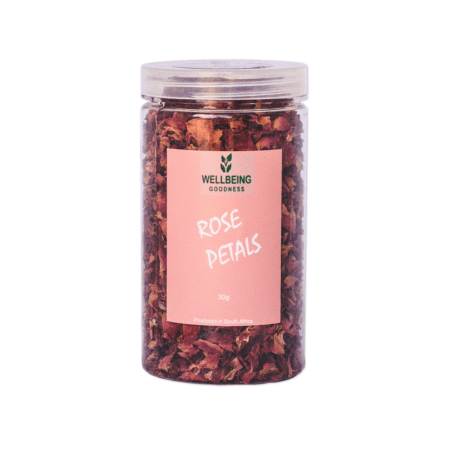 Fragrant Rose Petals