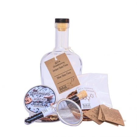 Gin Chemistry Kit- Make Your Own Gin