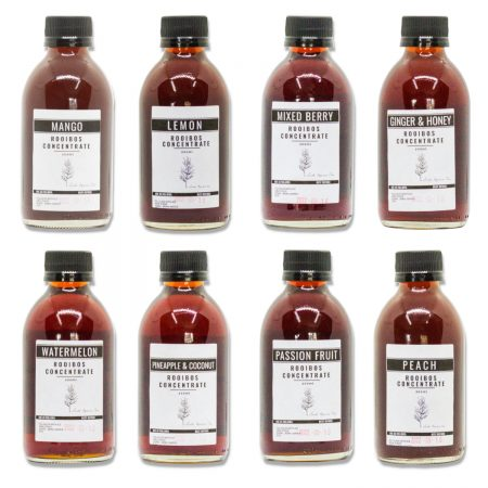 Rooibos Iced Tea Concentrate Full Collection