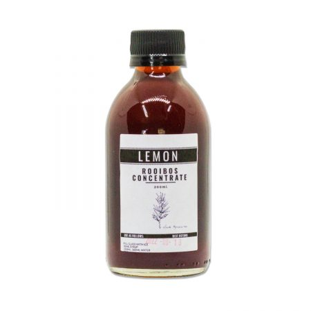 Lemon Rooibos Iced Tea Concentrate