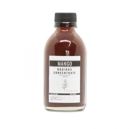 Mango Rooibos Iced Tea Concentrate