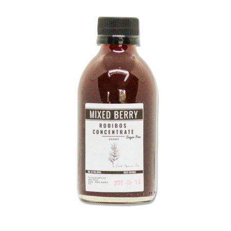 Mixed Berry Rooibos SUGAR FREE Iced Tea Concentrate