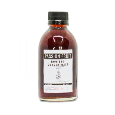 Passion Fruit Rooibos Iced Tea Concentrate