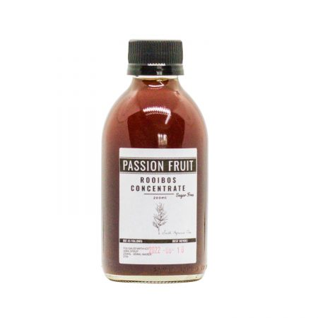 Passion Fruit Rooibos SUGAR FREE Iced Tea Concentrate