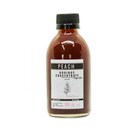 Peach Rooibos SUGAR FREE Iced Tea Concentrate