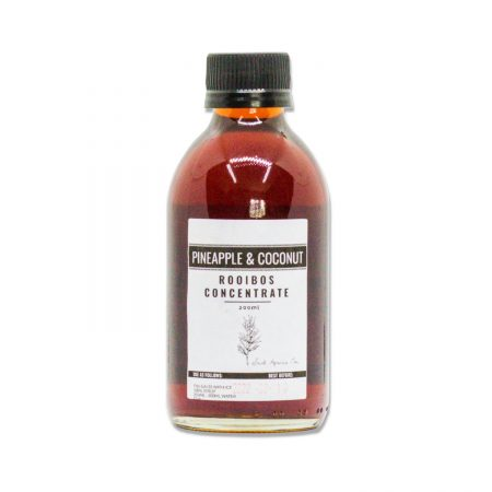 Pineapple & Coconut Rooibos Iced Tea Concentrate