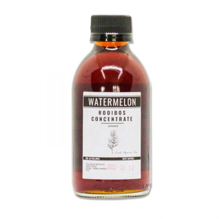 Watermelon Rooibos Iced Tea Concentrate