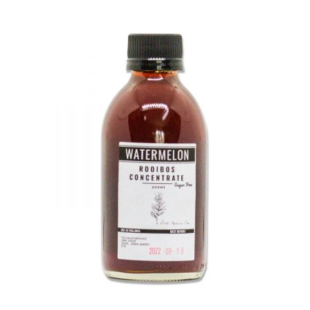 Watermelon Rooibos SUGAR FREE Iced Tea Concentrate