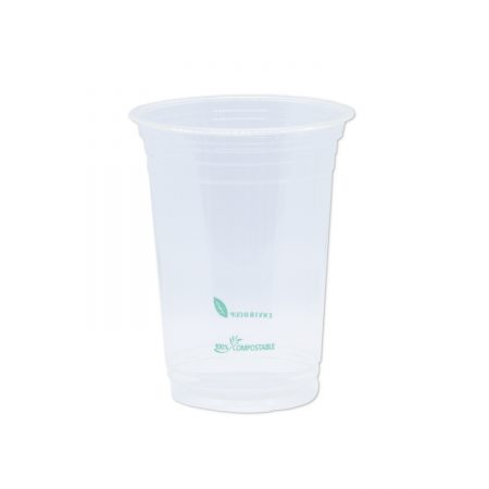 500ml PLA Biodegradable Cup